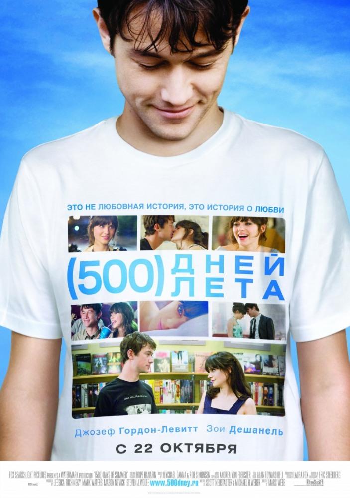 Фильм 500 дней лета смотреть онлайн