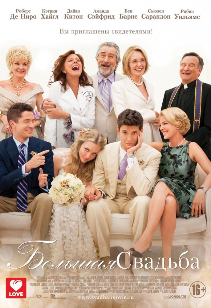 Фильм Большая свадьба смотреть онлайн