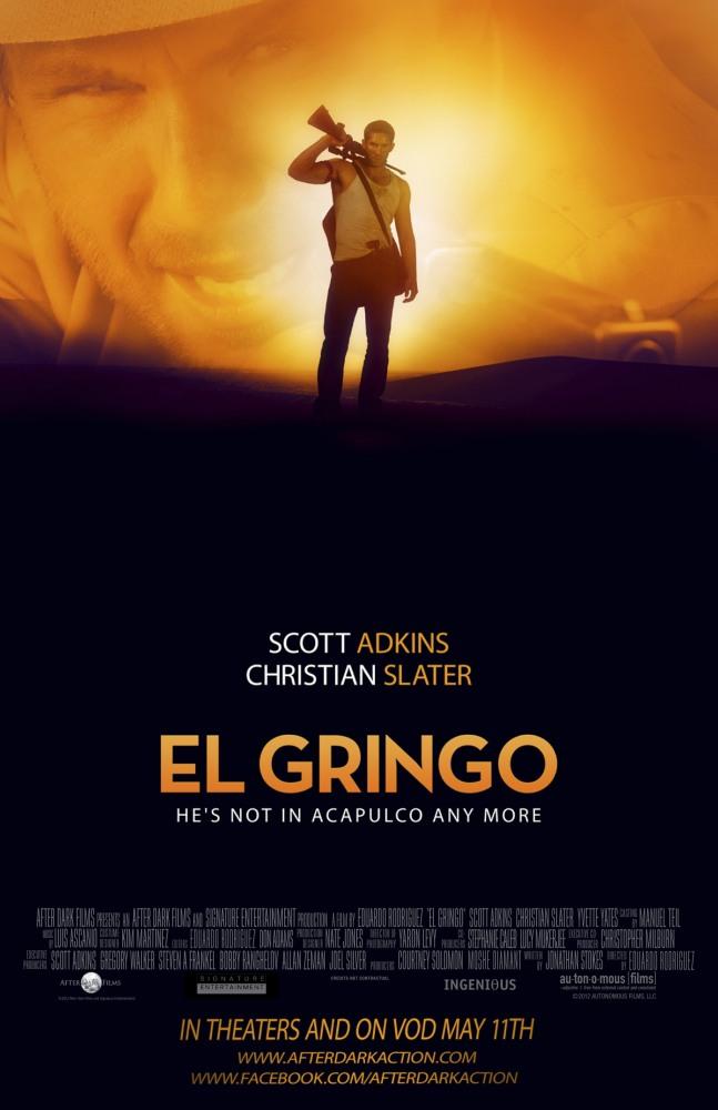 Фильм Гринго смотреть онлайн