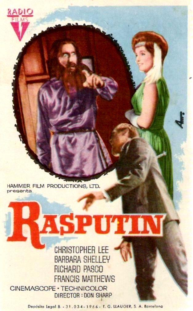 Фильм Распутин: Сумасшедший монах смотреть онлайн