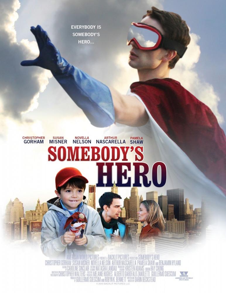 Фильм Чей-то герой смотреть онлайн