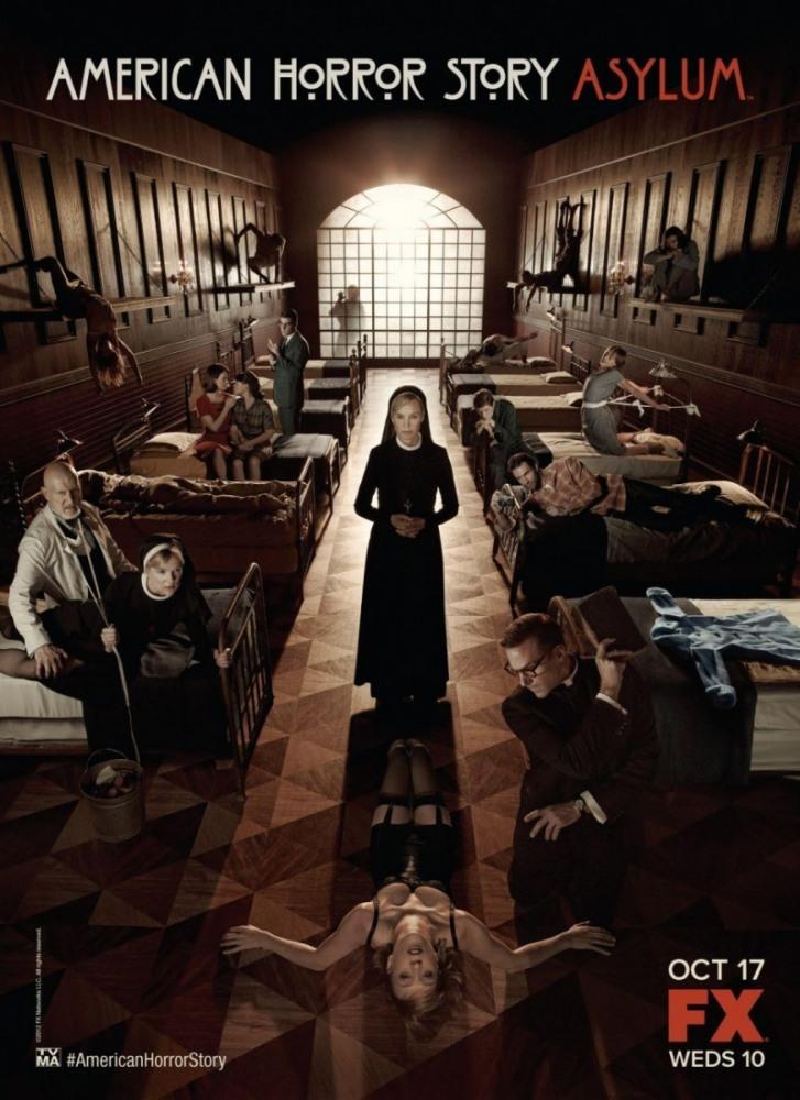 Фильм Американская история ужасов 2 сезон смотреть онлайн