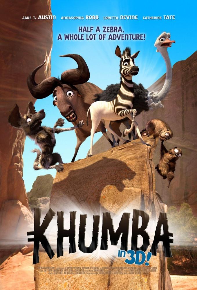 Фильм Кумба / Король сафари смотреть онлайн