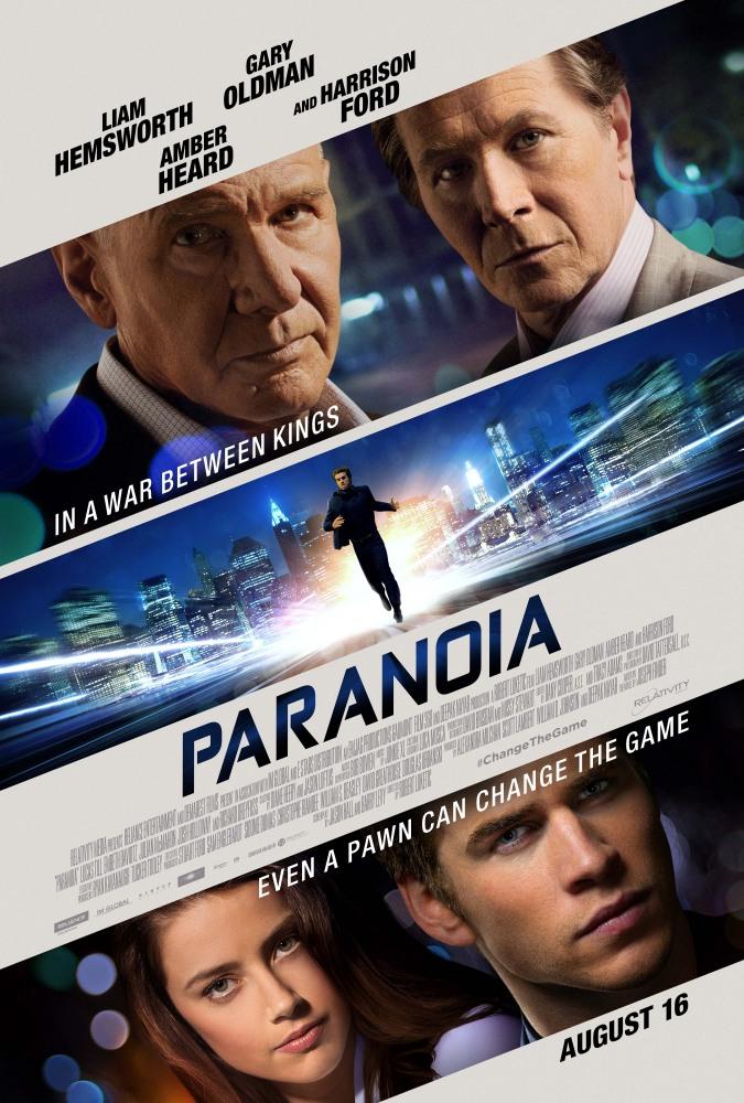 Фильм Паранойя смотреть онлайн