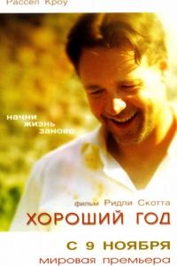 Фильм Хороший год смотреть онлайн