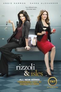 Фильм Риццоли и Айлс 4 сезон смотреть онлайн