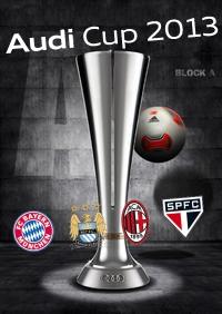Фильм Audi Cup 2013. Финал. Бавария (Германия) - Манчестер Сити (Англия) смотреть онлайн