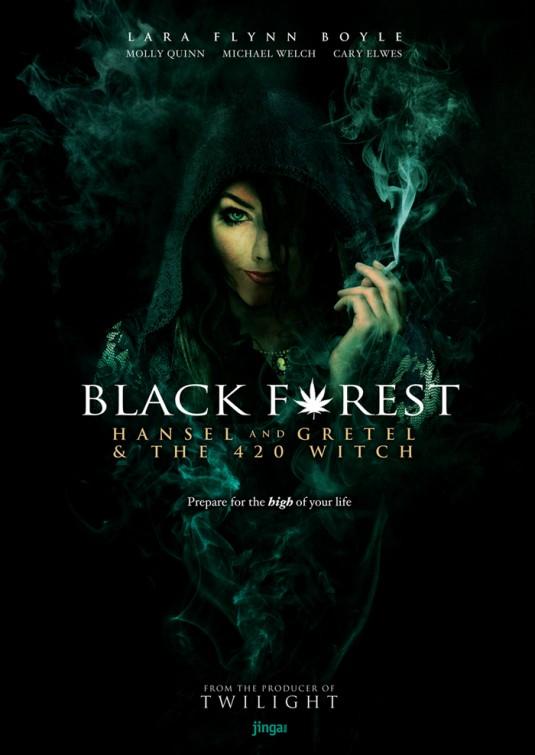 Фильм Темный лес: Ганс, Грета и 420-я ведьма смотреть онлайн
