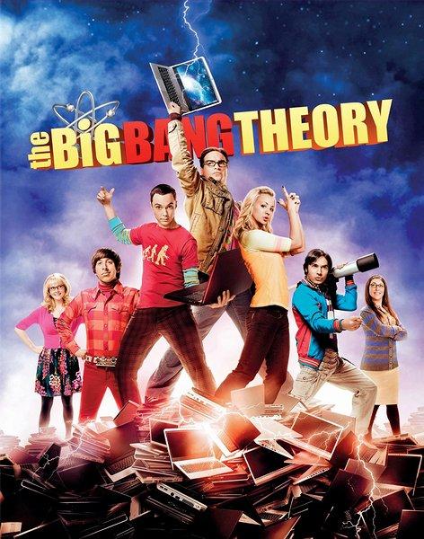 Фильм Теория большого взрыва 7 сезон смотреть онлайн