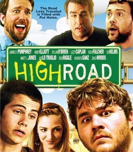 Фильм В дороге смотреть онлайн