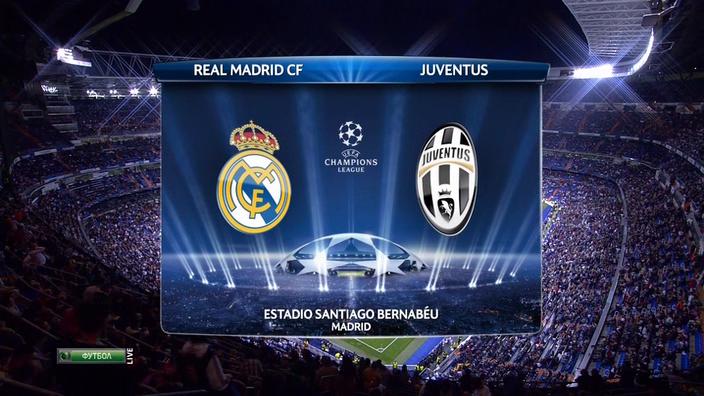 Фильм Футбол. Лига Чемпионов 2013-2014. Группа B. Ювентус - Реал Мадрид смотреть онлайн