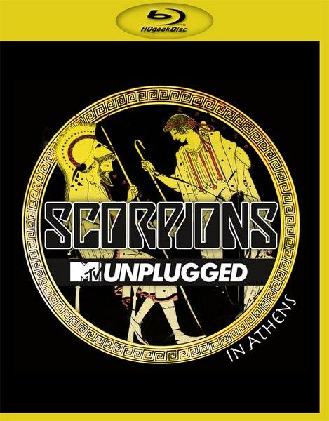 Фильм Scorpions - MTV Unplugged: Live In Athens смотреть онлайн