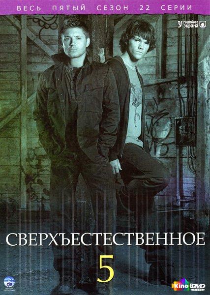 Фильм Сверхъестественное 5 сезон смотреть онлайн