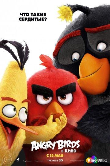 Фильм Angry Birds в кино смотреть онлайн
